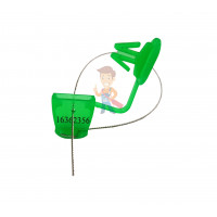 Пломба пластиковая Силтэк 2 - Пломба пластиковая КПП-2-2205