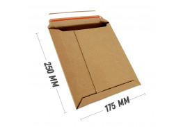 Курьер-пакет A5 175x250 мм из микрогофрокартона 450 гр./м2