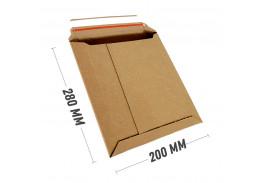Курьер-пакет S5 200x280 мм из микрогофрокартона 450 гр./м2
