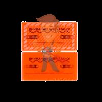 "Пломба наклейка номерная НН-2, 22х66 мм - Пломба наклейка ""ПСТ"" 45х150"