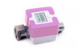 Счетчик газа Элехант СГБ-1,8, фиолетовый