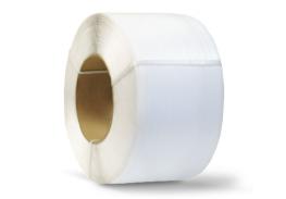 Лента полипропиленовая 12*0,5 мм (3000 метров), белая