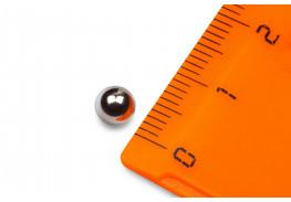 Неодимовый магнит шар 5 мм