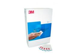 Cалфетки очищающие для ухода за очками в диспенсере, 500 штук в индивидуальных упаковках