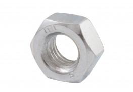 Гайка М10 шестигранная оцинкованная ГОСТ 5915-70 (DIN 934) Forceberg Home&DIY, 10 шт