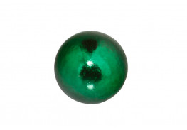 Неодимовый магнит шар 5 мм, зеленый