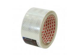 Лента светоотражающая 3M 983-10, алмазного типа, белая, 53,5 мм х 5 м