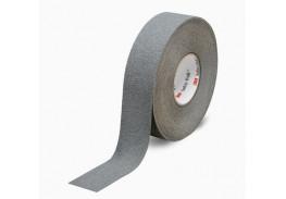 Лента Противоскользящая эластичная, для влажных помещений, серая, размер 51 мм x 18,3 м