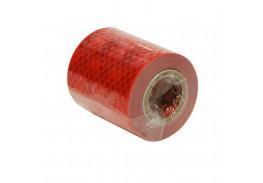 Лента светоотражающая 3M 983-72, алмазного типа, красная, 53,5 мм х 2,5 м