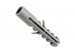Дюбель распорный Forceberg Home&DIY (тип S) 8х40 мм, для кирпича, бетона, 30 шт